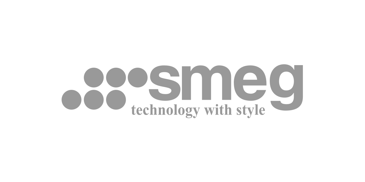 Smeg Logo,Authentic Kitchen Showroom/Küchenstudio