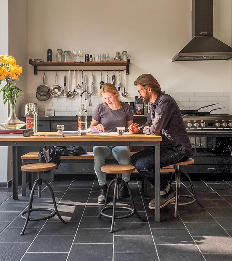 Beratung und Küchenplanung im Authentic Kitchen Showroom