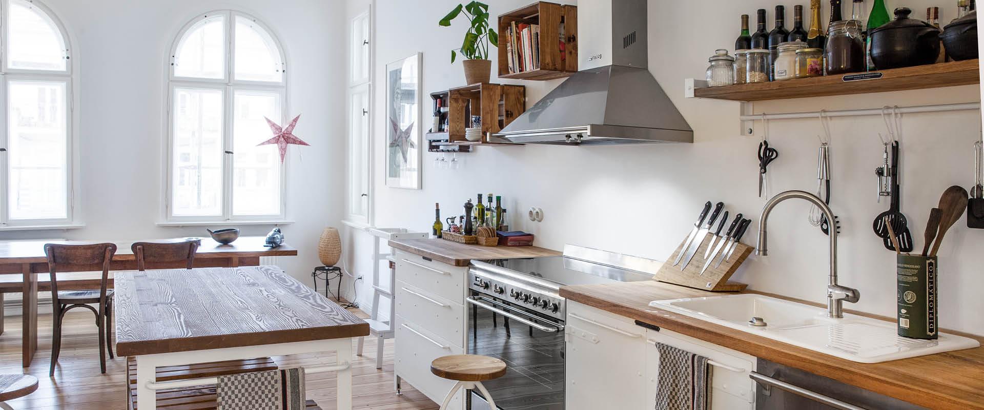 Authentic Kitchen   Küchenstudio & Showroom in Berlin Mitte
