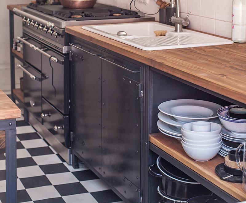 Authentic Kitchen Furniture